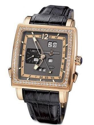 雅典复杂功能机械腕表系列326-90B/69