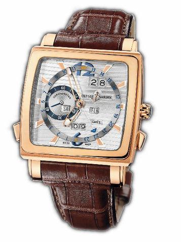 雅典复杂功能机械腕表系列326-90/91