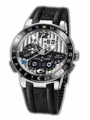 雅典复杂功能机械腕表系列329-00-3