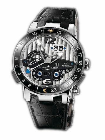 雅典复杂功能机械腕表系列329-00