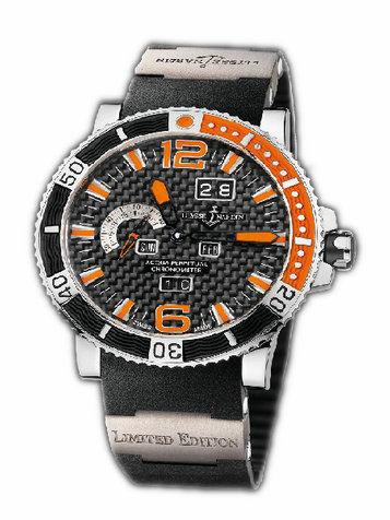 雅典复杂功能机械腕表系列333-90-3