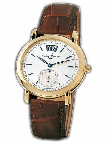 雅典珍贵独特机械腕表系列346-22