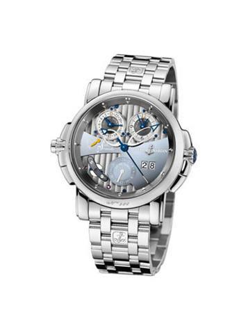 雅典复杂功能机械腕表系列670-85-8