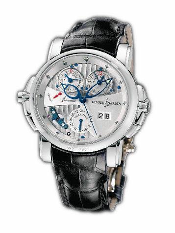 雅典复杂功能机械腕表系列670-88