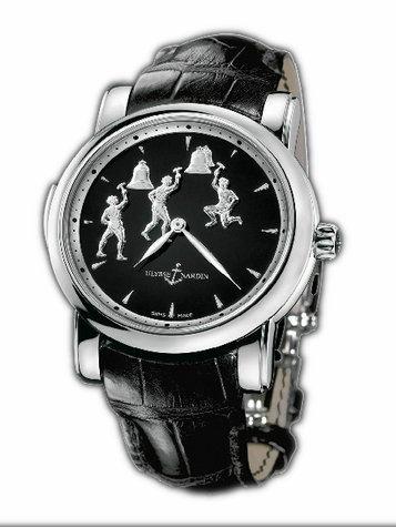 雅典珍贵独特机械腕表系列739-61/E2