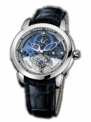 雅典珍贵独特机械腕表系列799-80