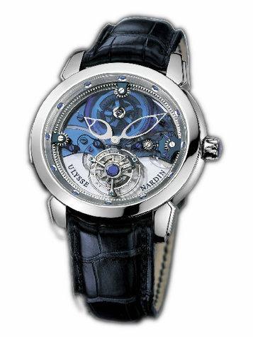 雅典珍贵独特机械腕表系列799-81