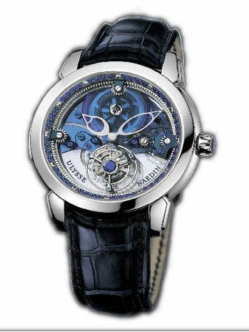雅典珍贵独特机械腕表系列799-82