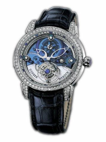 雅典珍贵独特机械腕表系列799-83
