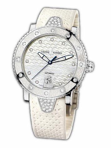 雅典女装腕表系列8103-101E-3C/10