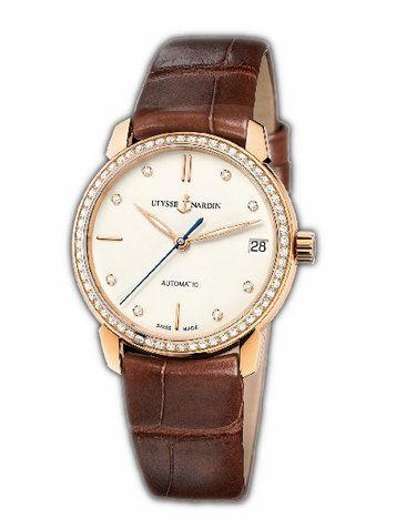 雅典女装腕表系列8106-116B-2/990