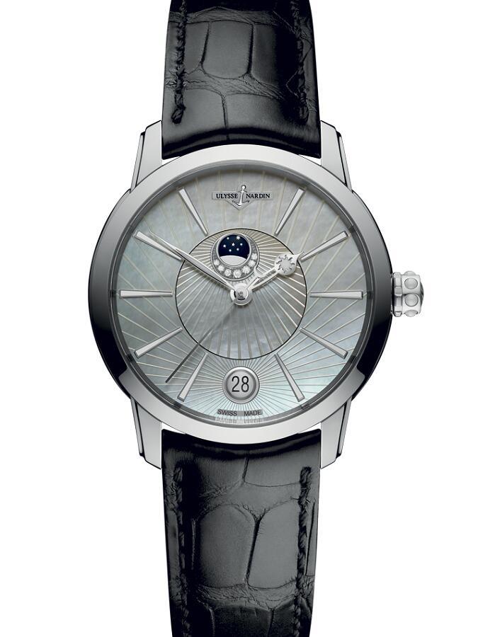 雅典鎏金经典系列8293-123-2/91腕表