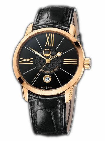 雅典珍贵独特机械腕表系列8296-122-2/42