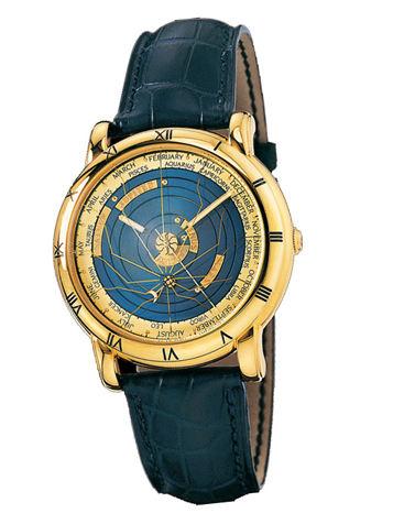 雅典珍贵独特机械腕表系列831-22