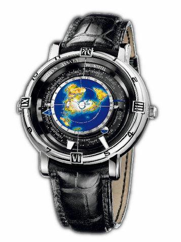 雅典珍贵独特机械腕表系列889-70