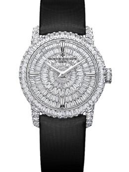 江诗丹顿Tradition传承25760/000G-9945高级珠宝