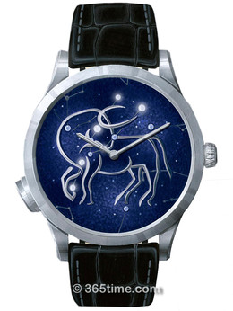 梵克雅宝诗意复杂功能Midnight Zodiac Lumineux