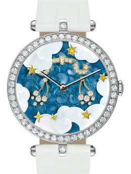 梵克雅宝非凡表盘腕表系列VCARO4I700女士腕表