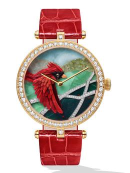 梵克雅宝非凡表盘腕表系列VCARO4KA00女士腕表