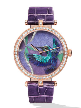 梵克雅宝非凡表盘腕表系列VCARO4KB00女士腕表