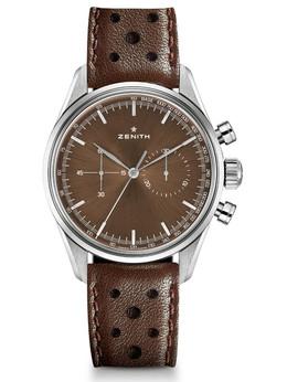 真力时Heritage传承系列146复古计时03.2150.4069.75.C806腕表